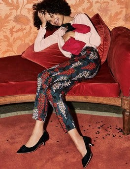 Printed Party Trouser