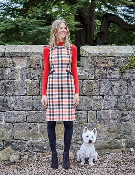 Deborah Tweed Dress