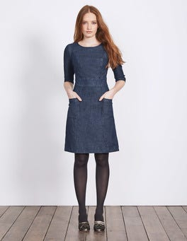 Rinse Indigo Corinne Denim Dress