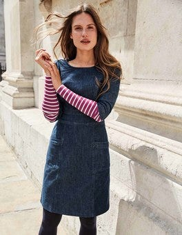 Corinne Denim Dress