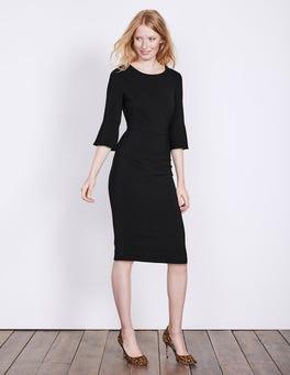 Black Delia Dress