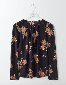 Black Bramble Mara Top