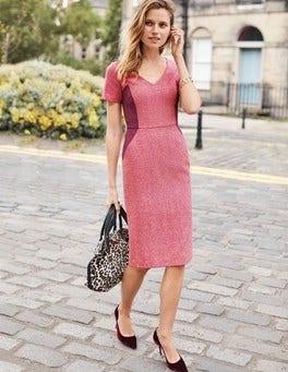 Olivia Wool Dress