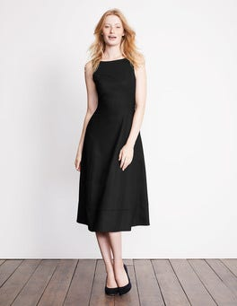 Black Caitlin Dress