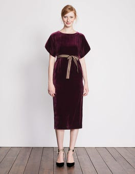 Blackforest Robyn Velvet Dress
