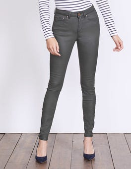 Khaki Mayfair Skinny Jeans
