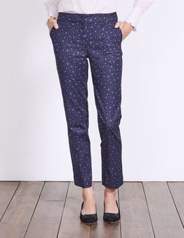 Blues Mono Leopard Richmond 7/8 Pants