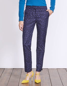 Blues Mono Leopard Richmond Pants