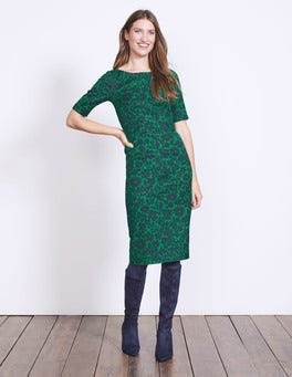 Fleur Fitted Dress
