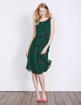 Green Tulip Maria Dress