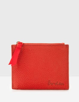Post Box Red Coin Purse