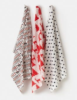 Festive Kitchen Towel Set