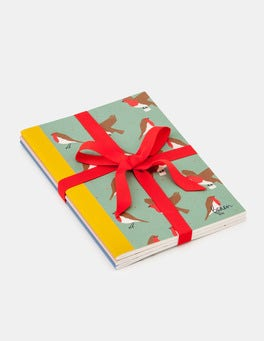 Festive Notebook Set
