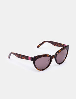 Brown Tortoiseshell Blair Sunglasses