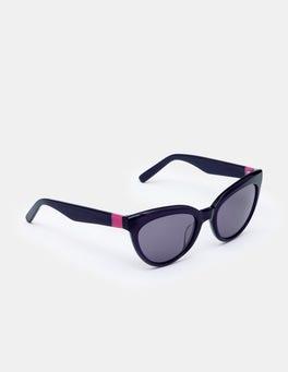 Navy Blair Sunglasses