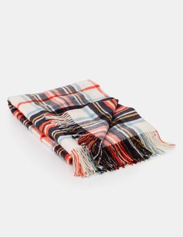 Christmas Check Cosy Highlands Blanket