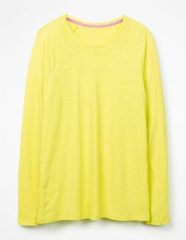 Citrus The Cotton Baseball Tee