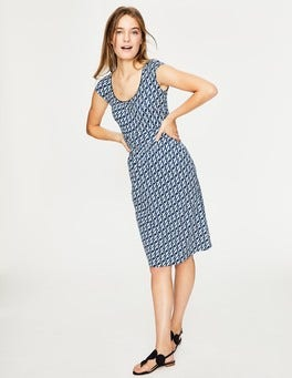 Cloud Seabird Margot Jersey Dress