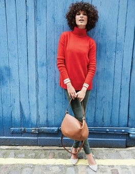 Imogen Roll Neck Jumper