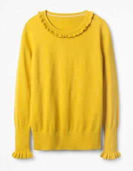 Saffron Bernadette Sweater