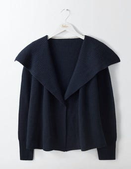Navy Julianne Cardigan