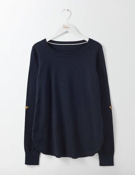 Navy Susie Sweater