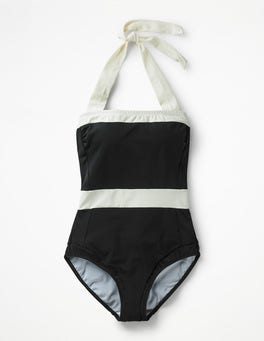 Black Santorini Swimsuit