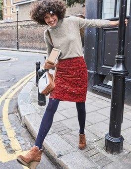 Mimi Velvet Skirt
