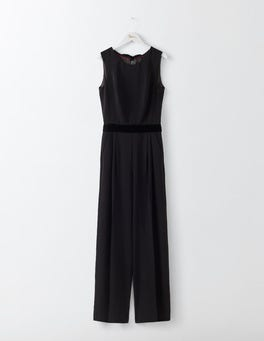 Black Theodora Jumpsuit
