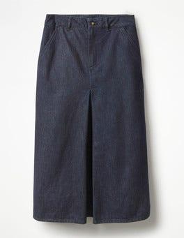Indigo Mira Denim Skirt