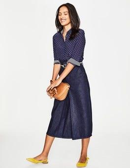 Mira Denim Skirt