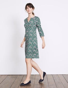Emerald Night Field Fox Alexandra Dress