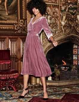 Farrah Velvet Dress