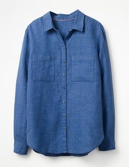 Delave The Linen Shirt