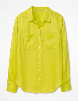 Citrus The Linen Shirt
