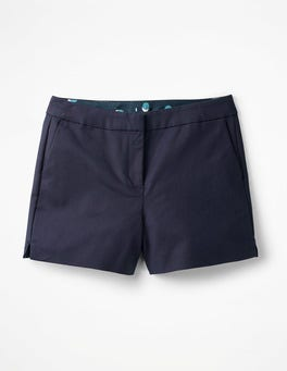 Navy Richmond Shorts