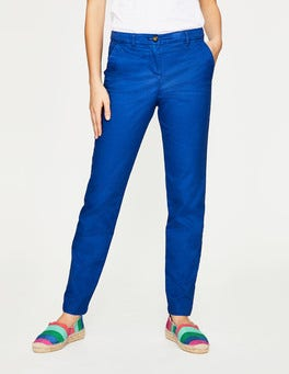 Klein Blue Rachel Chino Trousers