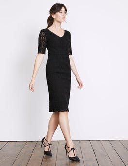 Black Carin Dress