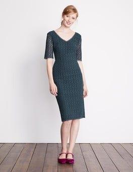 Ink Pot Carin Lace Dress