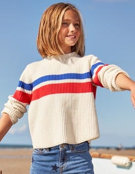 Lucca Boxy Sweater