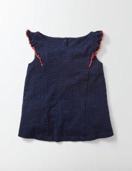 Navy Serena Vest