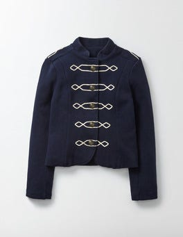 Dark Navy Lucinda Jacket