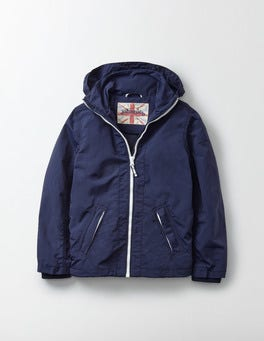 Mini Navy Sailing Jacket