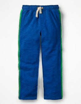 Orion Blue Sporty Sweatpants