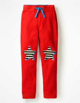 Salsa Red Stars Applique Joggers