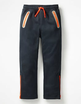 Midnight Blue Active Track Pants