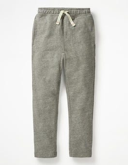 Grey Marl Jaspe Slouch Sweatpants