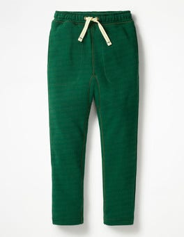 Scots Pine Green Slouch Sweatpants