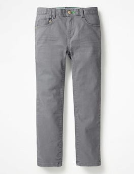 Raft Grey Coloured Skinny Jeans