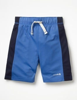 Daphne Blue Active Shorts